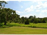 105+ acres of beautiful pasture with scattered oaks and