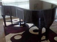 Ivers and Pond Studio Grand Piano Circa 1926 $2,200 or