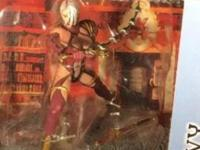 IVY Soul Calibur II 2 Todd Mcfarlane Action Figure MINT