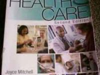 Used intro to Health Book for Ivy Tech paid $89 used
