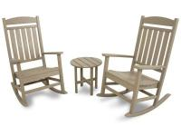 The Ivy Terrace Classics 3-Piece Rocker Seating Set
