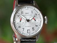 IWC Big Pilot DFB German Football Special Eition 46mm.