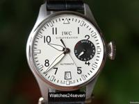 IWC Big Pilot Platinum Tourneau Limited Edition of 10