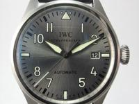 Up for sale is a IWC Big Pilot father & son set. Watch