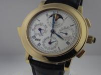 Previously owned IWC Grande Complications Perpetual