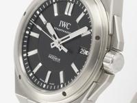 This is a IWC Ingenieur for sale by WatchUWant. The