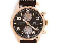 Pre-Owned IWC Pilot's Chronograph Antoine De Saint