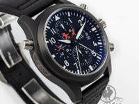 Features Chronograph Case Details 46mm Newest black