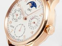 This is a IWC Portugieser Perpetual Calendar Moonphase