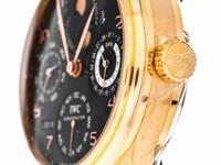 IWC Portugieser Perpetual Calendar Red Gold 44.2mm Mens