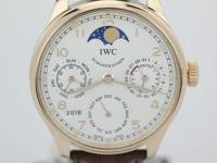 This is a IWC, Portuguese for sale by Burdeens Jewelry.