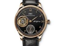 IWC Portuguese Tourbillion F.A. Jones Hand Wound Rose