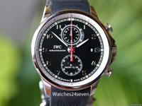 IWC Portuguese Yacht Club Chronograph Stainless Steel