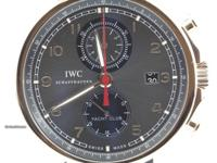 Description: Brand: Iwc Movement: Mechanical automatic