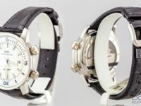 IWC Vintage Collection Jubilee Edition 1868-2008