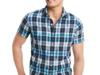 Take your traditional look to new heights in this Izod