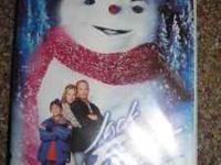 This is The VHS movie Jack Frost and in great