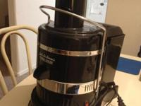 Jack Lalane Juicer available. Only a year old. In great