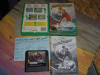 Vintage Jack Nicklaus Power Challenge Golf game for