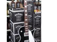 Attractive looking Jack Daniels Guitar for sale- DONT