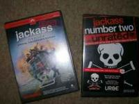 Jacksass The Movie (Special Collector's Edition) AND