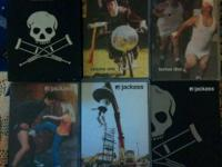 MTV'S JACKASS the box set Volume's One, Two, and Three,