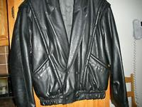 Ladies Italian letter jacket in good condition. Sleeves