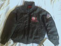 New, no tags, NFL 49ers black men's jacket. Price new
