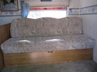 Good Recreational Vehicle Sofa that is in really good