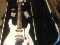 This is for a Jackson DK2 series electric guitar in a