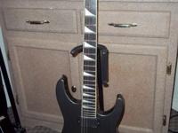 this is a new 2012 jackson dinky dmkg reverse headstock