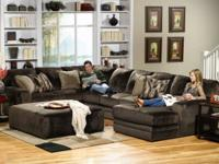 Jackson Everest Sectional - This sectional is a BEAST -