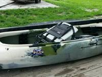 For Sale is a Jackson brand fishing Kayak. Kilroy 2013