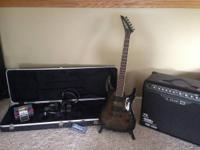 For Sale or Trade:.  * Jackson Dinky Guitar w/EMG