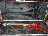 Selling off some of my less played guitars Red Jackson