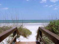 Direct oceanfront 2 BR / 2 BA condo in south Jax