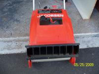 Jacobsen snow blower $50.00 or best offer. Works. Call