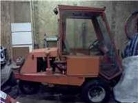 Jacobsen Turfcat II for sale. asking $1500. Has cab and