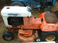 Jacobson Chief lawnmower, engine has good compression,