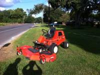 Jacobson Turfcat 72in Deck Rotary Mower For Sale