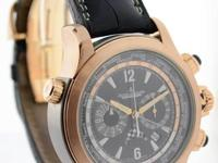 Jaeger LeCoultre 18K Mens Extreme World Rossi 46