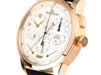 This is a Jaeger-LeCoultre, Duometre a Chronographe for