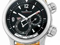 "Gent's Stainless Steel Jaeger LeCoultre ""Master"
