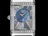 This watch features:  Polished 18kt white gold case.