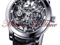 Jaeger le-Coultre Master Eight Days Perpetual Skeleton