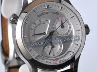 The Master Geographic from Jaeger LeCoultre is a very