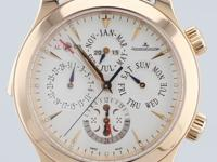 Jaeger-LeCoultre Master Grand Reveil, Automatic, 18K