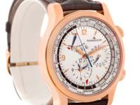 Case: 18K rose gold two-body case 41.0 mm in