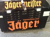 I have a  jager tap machine for sale  holding 3-1 liter