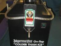 I am selling a Jaegermeister Shot Dispensing machine!!!